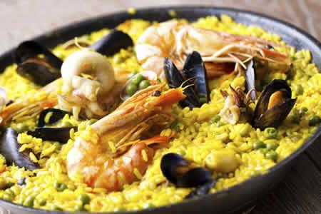 I 6 migliori piatti tipici spagnoli for Piatti famosi