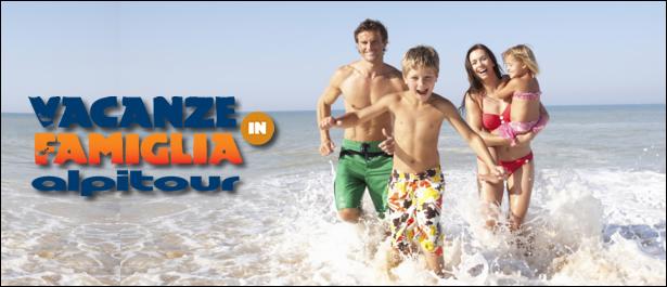 Vacanze in famiglia per tutti alpitour for Vacanze in famiglia